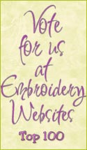 Embroidery Websites