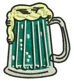 St. Patrick Beer 4x4