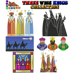 The Three Wise Kings Collection