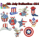 4th July Collection