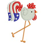4th July Roosters  03