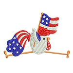 4th July Roosters  04
