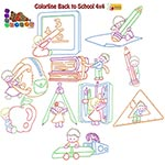 Colorline Back to School Collection