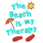 The Beach is My Therapy