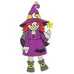 Halloween Nutcraker 05 5X7