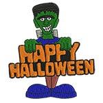 Happy Halloween Frankie