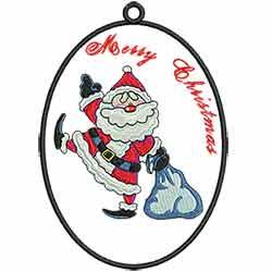 Silly Santa 02