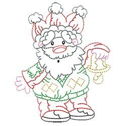 Christmas Characters 06