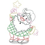 Christmas Characters 09
