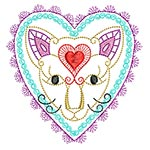 Cat Hearts 04