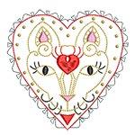 Cat Hearts 08