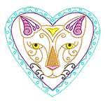 Cat Hearts 09