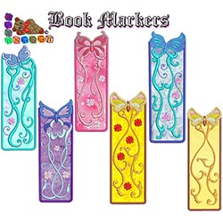 Book Markers Collection