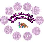 Folk Mandalas Collection