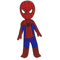 Mini Super Heroes 01