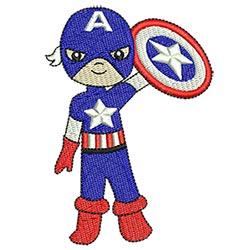 Mini Super Heroes 02