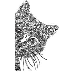 PEEK-CAT-BOO