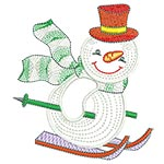 Snowman Adventures 01