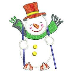 Snowman Adventures 03