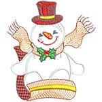 Snowman Adventures 05