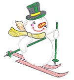 Snowman Adventures 07