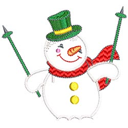 Snowman Adventures 09
