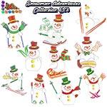 Snowman Adventures Collection
