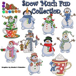 Snow Much Fun Collection