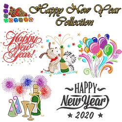 Happy New Year 2020 Collection