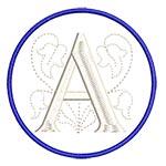 ALPHABET CUSTER A