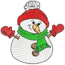 Snowman 4X4