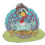Turkey 5X7
