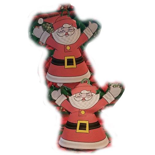 Santa Stand Up 5X7