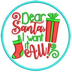 Christmas Lettering 09