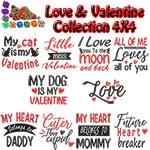 Love & Valentine Collection