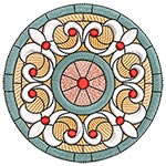 Stained Glass 02