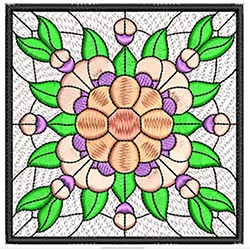Stained Glass 07