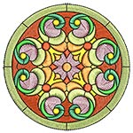 Stained Glass 08
