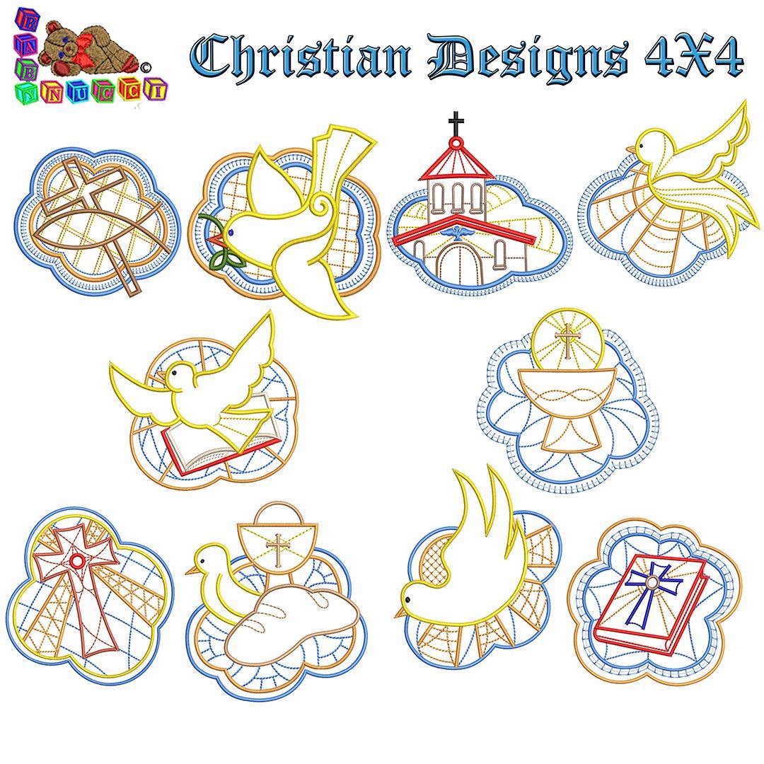 Christian designs 4X4
