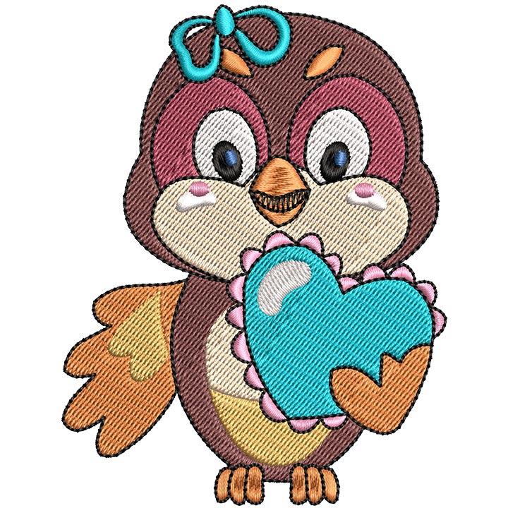 Baby Owls 02