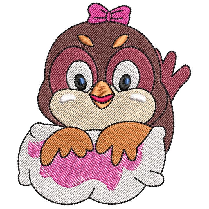 Baby Owls 04