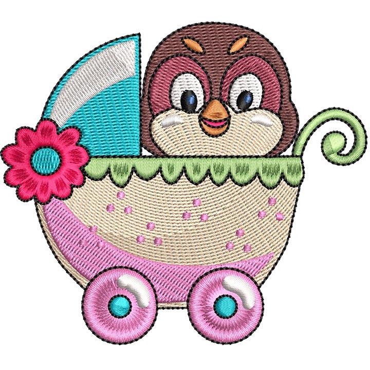 Baby Owls 08