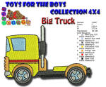 Toys for the Boys Big Truck 4x4