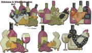 Wine & Chicken Collection 5x7