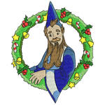 Christmas Wizard  01