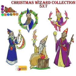Christmas Wizards Collection