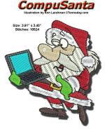 Compu Santa