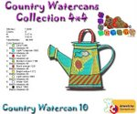 Country Watercan 10 4x4