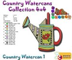 Country Watercan 1 4x4