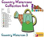 Country Watercan 3 4x4